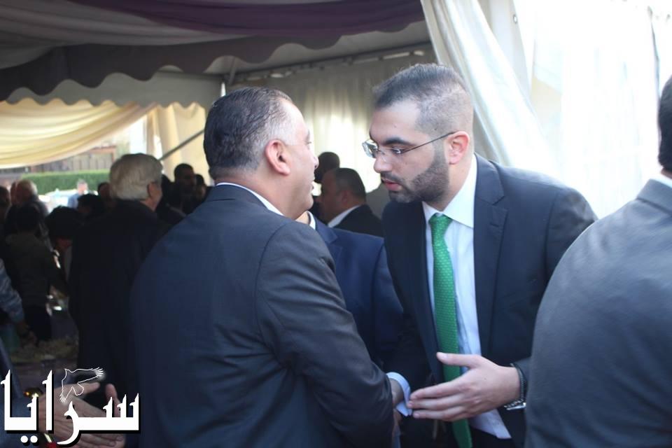 زفاف النائب قيس زيادين  ..  صور