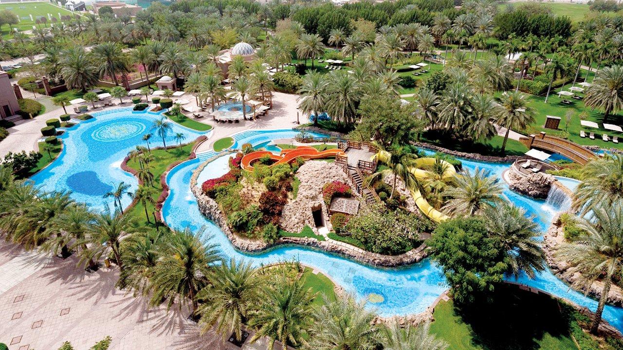 قصر الإمارات يطلق مُخيّم الأطفال الصيفي