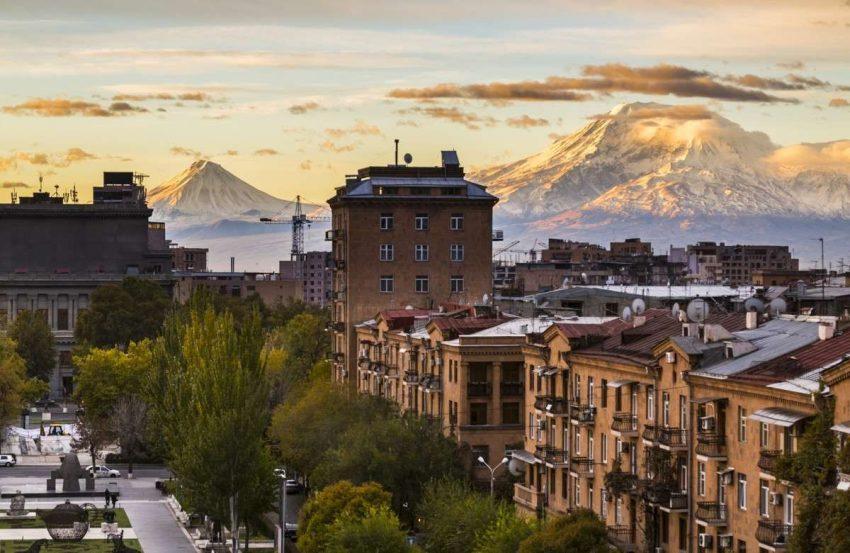 بالصور  ..  مزارات سياحية جذابة في أرمينيا