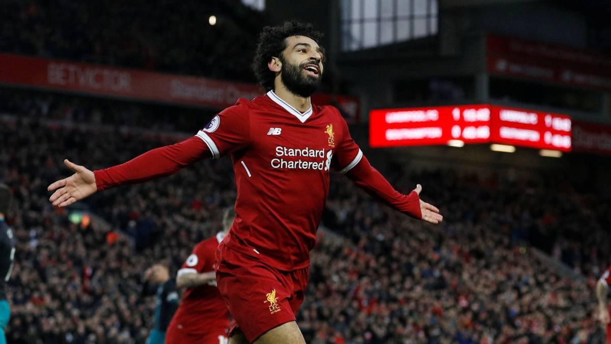14 هدفاً مصرياً في شباك الحارس الذي تصدى لركلتي جزاء أمام محمد صلاح في 25 دقيقة