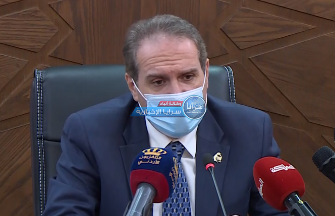الهواري: الانتهاء من هيكلة الوزارة خلال أسبوعين
