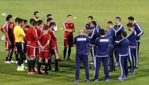 المنتخب الوطني  يستعد للعراق ب 19 لاعباً