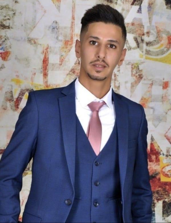 عثمان الربيحات يرزق بأول مولود  ..  مبارك