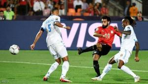 مصر تتأهل للدور الثاني ..  وصلاح يسجل أول أهدافه
