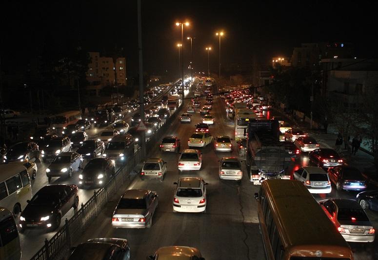 حفل تخريج يتسبب بإزدحامات مرورية في شوارع عمّان