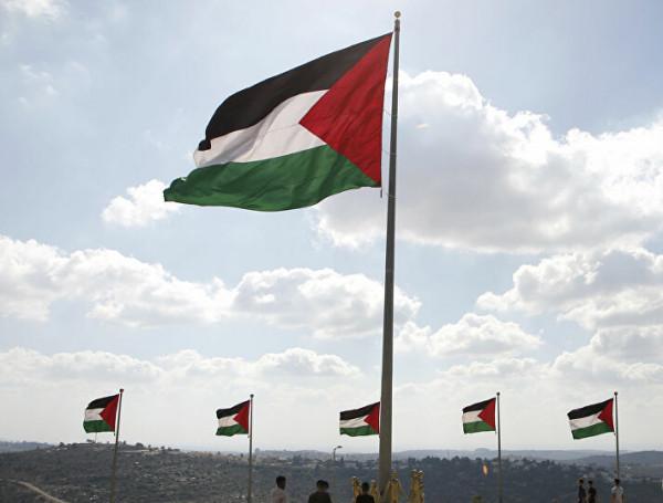 ليبي اقتحم مكتب سفارة فلسطين وحاول إحراقها