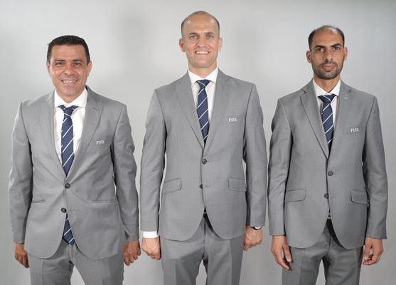طاقم تحكيم أردني يقود لقاء مصر وإسبانيا في أولمبياد طوكيو