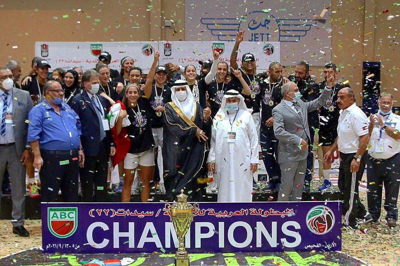 زين راعي الاتصالات الحصري لبطولة الأندية العربية لكرة السلة للسيدات