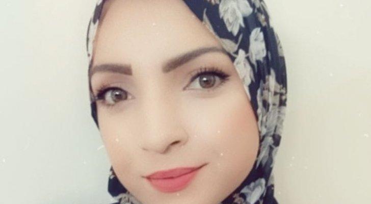 حاصلة على الدكتوراه من جامعة مؤتة ..  الشهيدة الفلسطينية مي عفانة