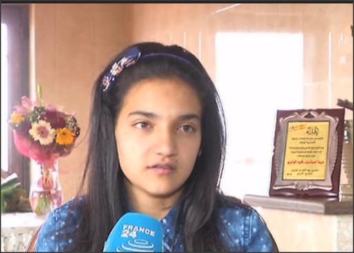بالفيديو .. طفلة فلسطينية تخرج من السجن الإسرائيلي الاعتقال والتعذيب