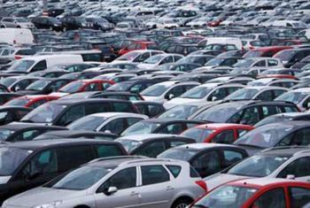 حظر استيراد السيارات موديل 2008 فما دون