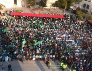 طولكرم: الأجهزة الأمنية تعتدي وتعتقل عددًا من عناصر حماس