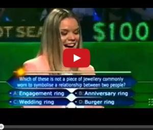 بالفيديو .. أغبى إجابة في تاريخ برامج المسابقات!!