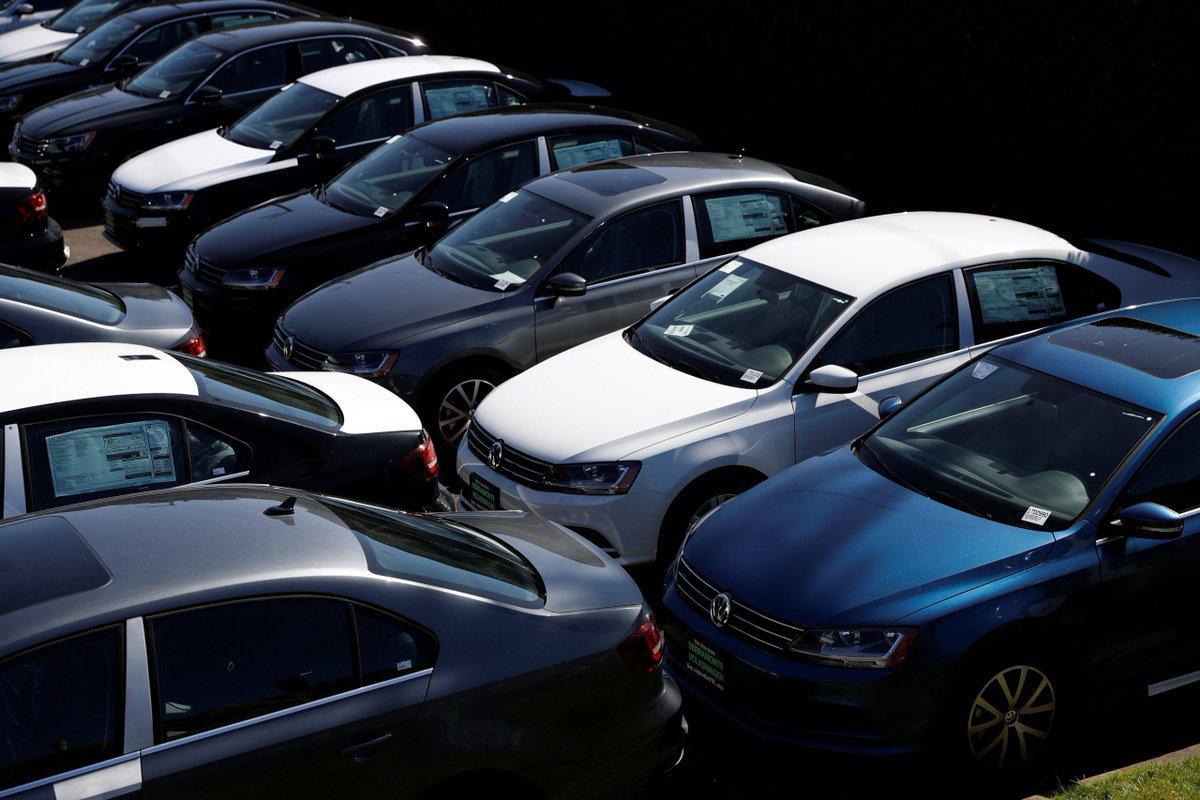مبيعات السيارات الأمريكية قد تشهد تراجع بـ 80%