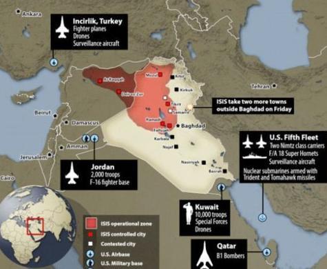 عواصم القرار تتجهز للحرب ضد (داعش)