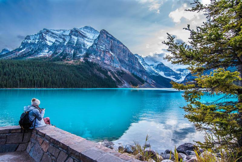 بالصور  ..  وجهات سياحية رومانسية في الشتاء