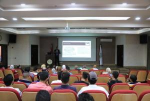 ورشة عمل حول استخدام البوابة التعليمية ميثودز في الزيتونة الأردنية