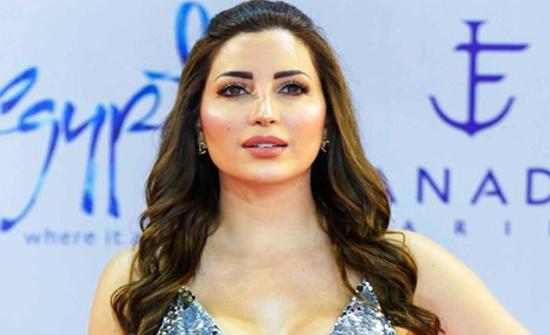 """بالفيديو  ..  نسرين طافش ترد على منتقدي فستانها في مهرجان """"الجونة"""" ..  ماذا قالت؟"""