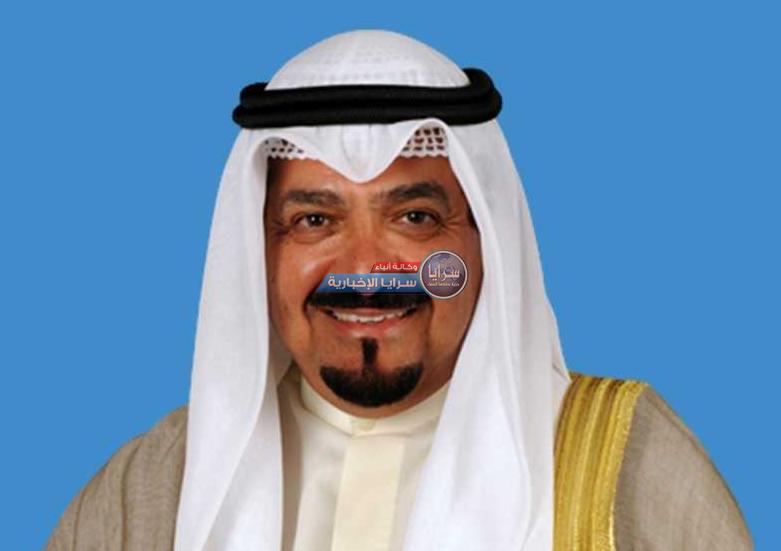 """تعيين الشيخ أحمد العبد الله رئيساً لديوان ولي العهد """"الكويتي"""""""