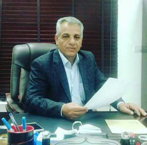 المهندس ناصر محمود الدغمي  .. مبارك التعيين