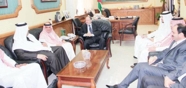 التوقيع على اتفاقية تعاون أردنية سعودية في المجالين الشبابي والرياضي