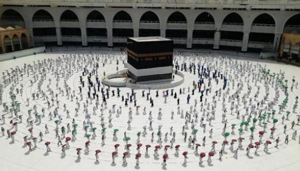 السعودية تدشن مدينة لأمن الحج والعمرة بمكة المكرمة