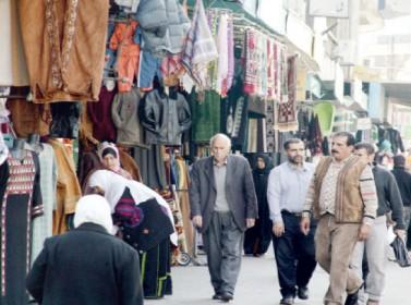 قطاع الألبسة يشهد حالة من الركود مع تطور الأزمة السورية