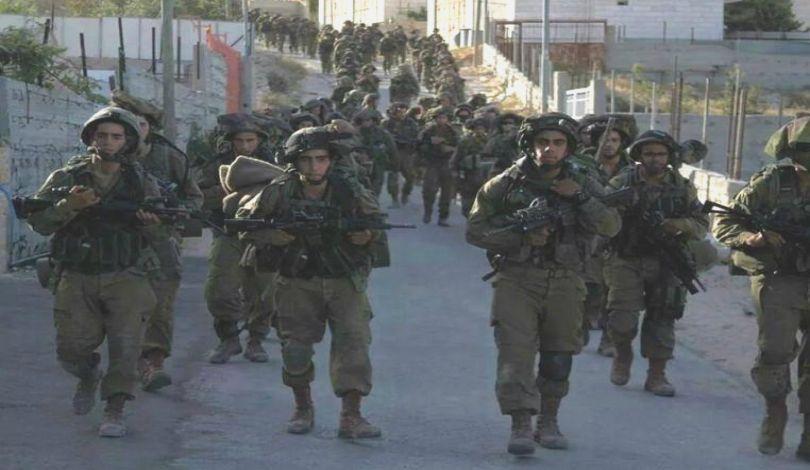 استدعاء قوات الاحتياط  الإسرائيلي