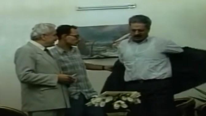 كاميرا خفية مع الفنان ايمن زيدان وسليم كلاس