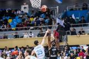 منتخب السلة يهزم كازاخستان بتصفيات آسيا
