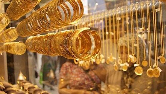 ارتفاع اسعار الذهب 20 قرشا للغرام في السوق المحلي