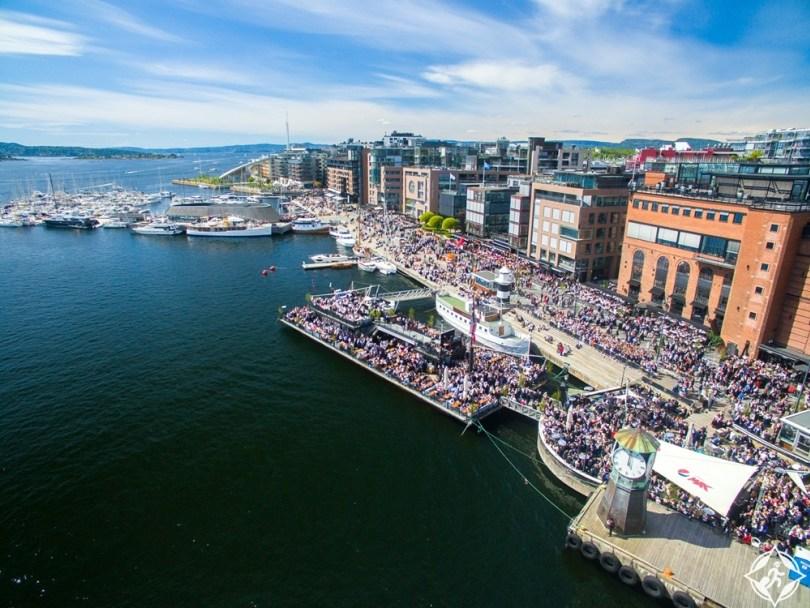 بالصور .. أهم المعالم السياحية في أوسلو العاصمة النرويجية
