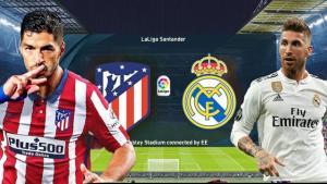 ريال مدريد ضد أتلتيكو مدريد  ..  أبرز مباريات الأحد  ..  2021/03/07 والقنوات الناقلة