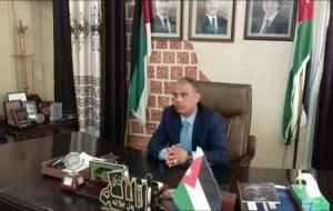 مبارك الى  محمود المناصير استلام رئيس البلدية