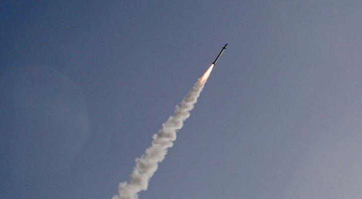 """القسام يكشف عن قوة """"صاروخ عياش"""" الذي قصفت به تل أبيب ..  تفاصيل"""