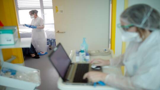 عبيدات: العالم يجب أن يكون مستعدا لظهور فيروسات جديدة