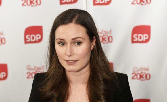 وزيرة عمرها 34 عاما تتولى رئاسة الحكومة في فنلندا