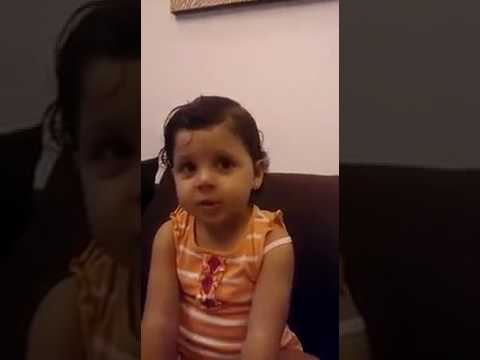 بالفيديو :  رد فعل طفلة سألتها والدتها عن عواصم العالم