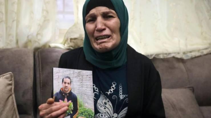 تشييع جثمان الشهيد إياد الحلاق في القدس