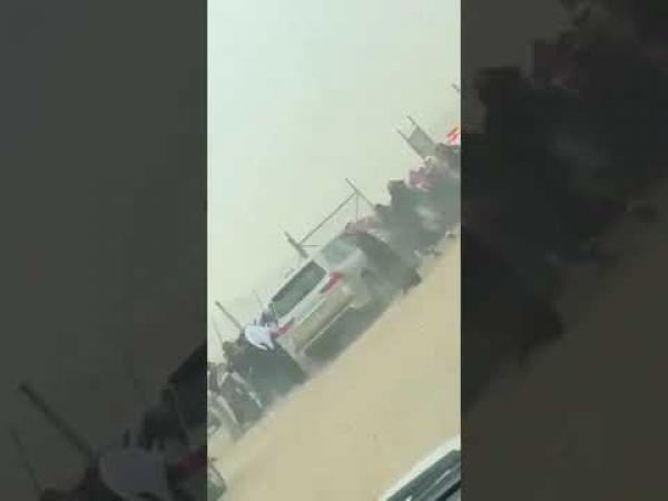 """بالفيديو ..  شاهد شجار واسع بين العشرات في الكويت بسبب """"ناقة من تدخل أولا"""""""