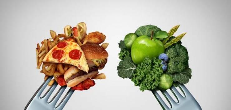 عادات غذائية خاطئة يجب عليك تجنبها