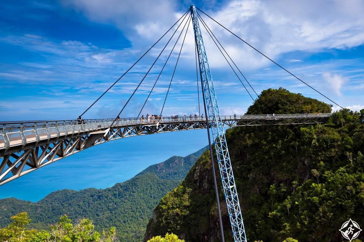 بالصور.. شاهد اجمل مناظر الطبيعية في مدينة لنكاوي الماليزية