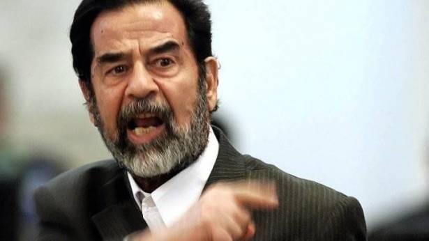 """صدام حسين """"الجذّاب والمخيف"""" ..  هذه تفاصيل استجوابه من الـ""""CIA"""""""