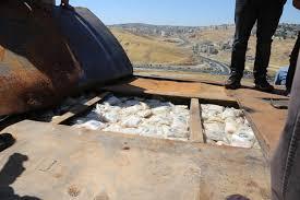 """الجيش يحبط محاولة تسلل وتهريب """"مخدرات"""" ..  وفرار المهربين باتجاه العمق السوري"""
