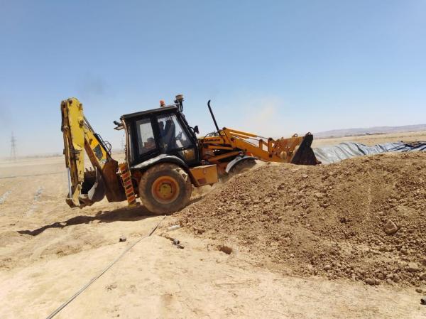 ضبط اعتداءات كبيرة على مياه الشرب لتزويد مصانع ومزارع ابقار في جنوب عمان