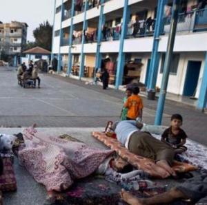 الأمم المتحدة تحمل إسرائيل مسؤولية الهجمات على مدارس غزة