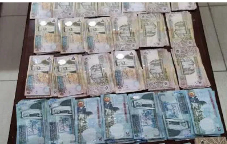 سرقة مبلغ 27 ألف دينار من فرع شركة اتصالات في اربد
