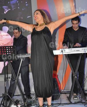 كارول سماحة تحيي حفلاً في القاهرة .. صور