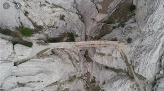جسر الشيطان ..  تحفة تاريخية مفزعة في قونية التركية