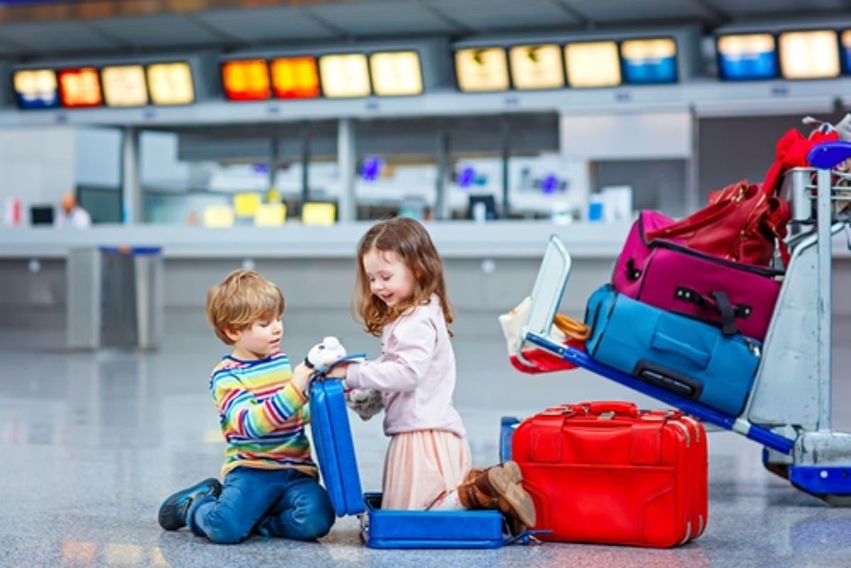 أفضل الطرق للترفيه عن الأطفال أثناء السفر